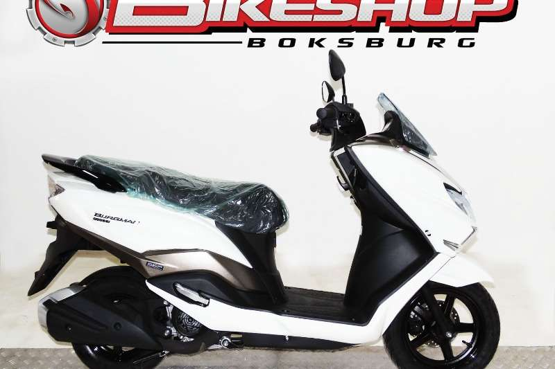 Suzuki Burgman 2019