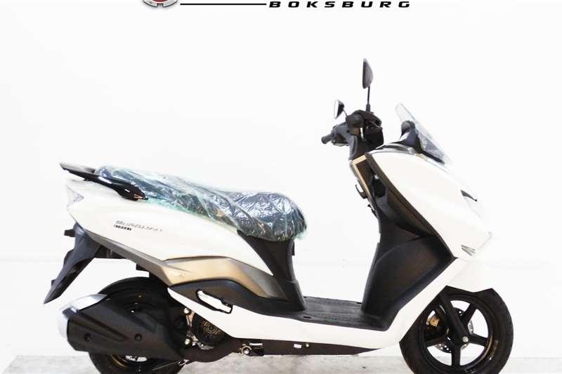 Used 2021 Suzuki Burgman