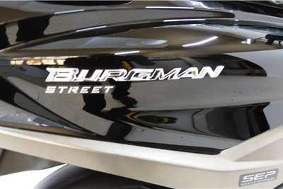 Used 2022 Suzuki Burgman