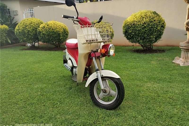 Suzuki C50 1982