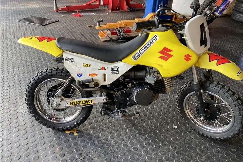 Suzuki C50 2010