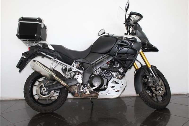 Suzuki DL 1000 2016