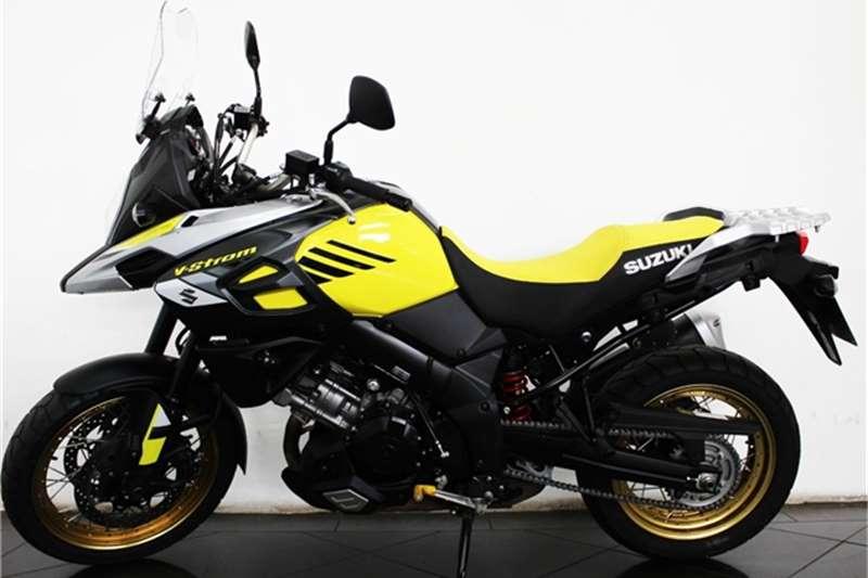 Suzuki DL 1000 2019