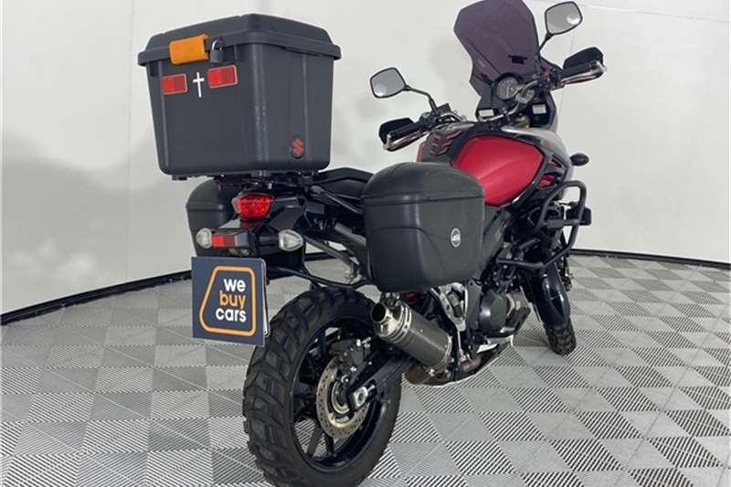 2016 Suzuki DL