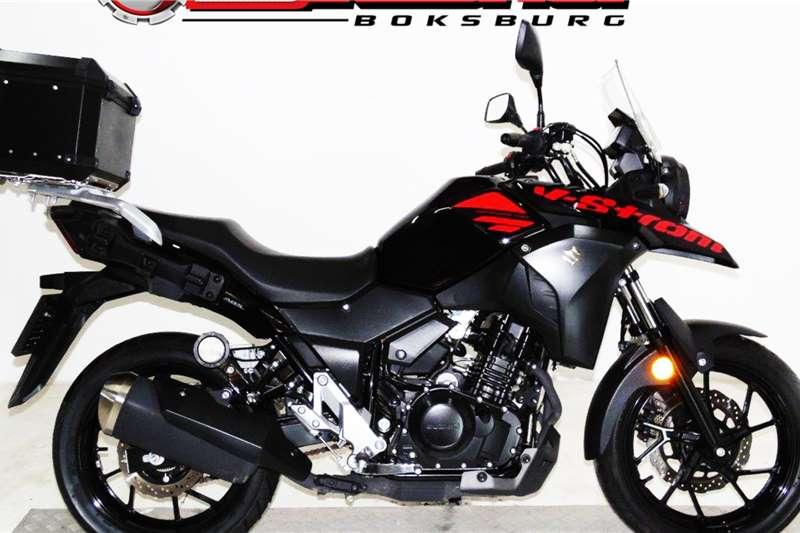 Suzuki DL 2018