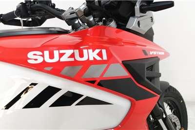 Suzuki DL 2020