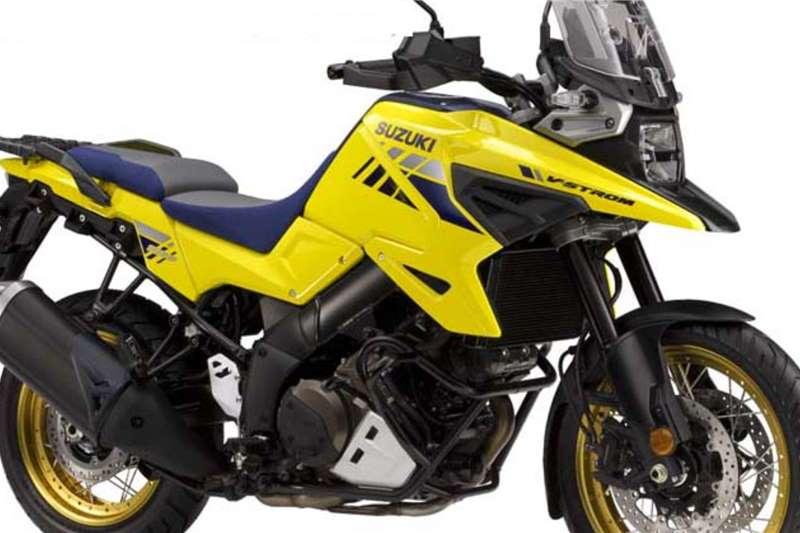 Suzuki DL 2021