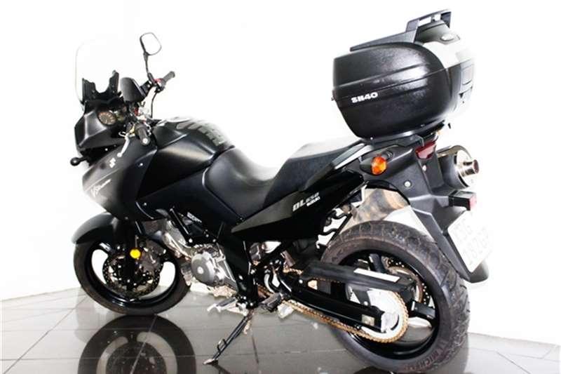 Suzuki DL 650 2007