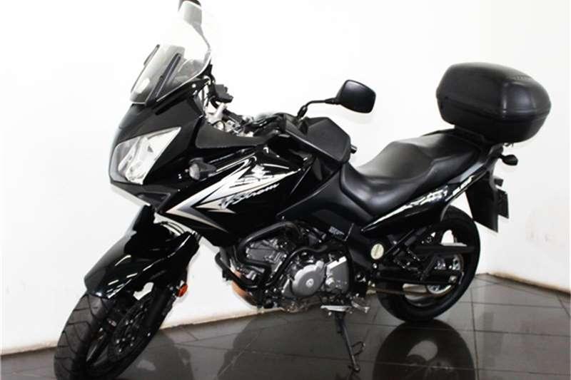 Suzuki DL 650 2012