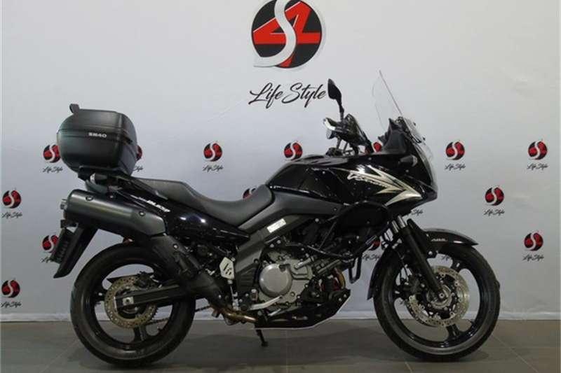 Suzuki DL 650 V Strom 2011