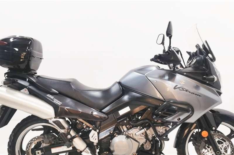 Suzuki DL1000 2007