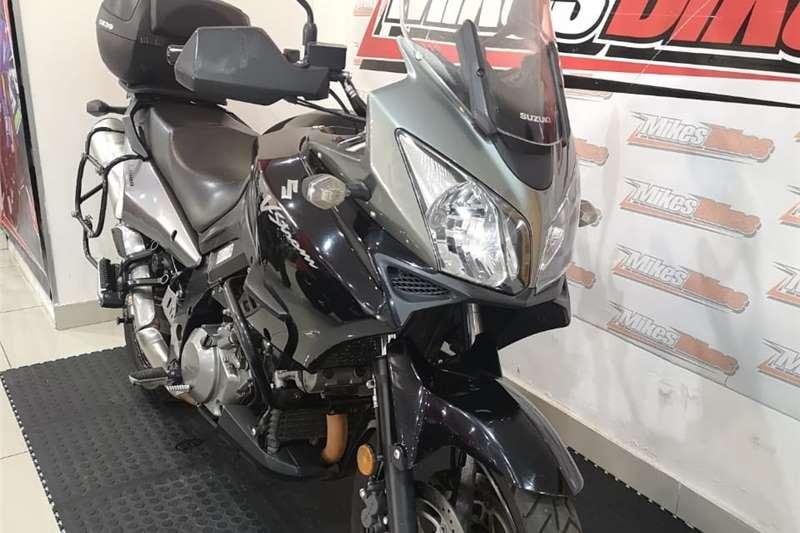 Suzuki DL1000 2012