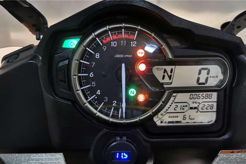 Suzuki DL1000 2014
