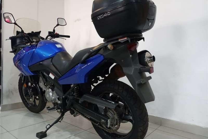 Suzuki DL650 2007