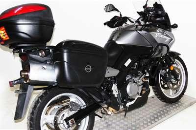 Suzuki DL650 2010