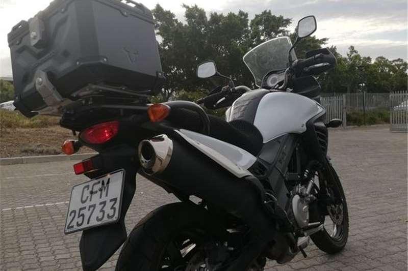 2014 Suzuki DL650