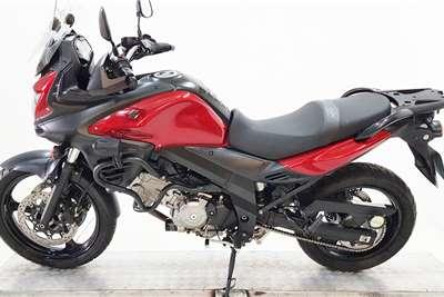 Suzuki DL650 2014