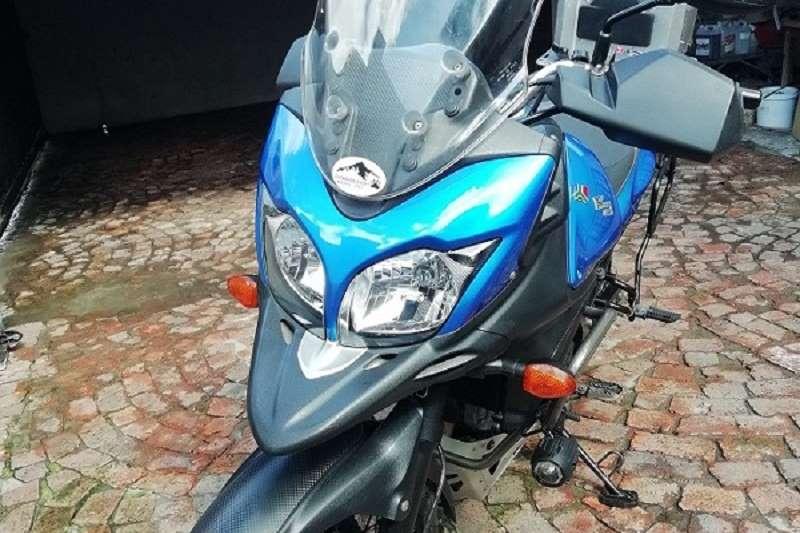 Used 2015 Suzuki DL650