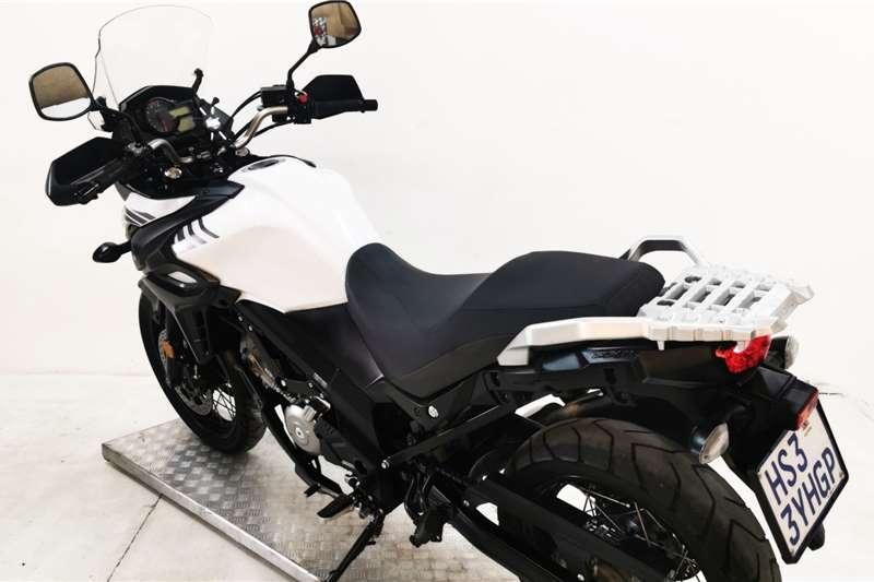 Suzuki DL650 2018