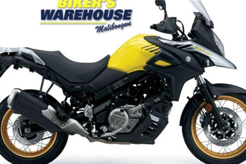 2020 Suzuki DL650