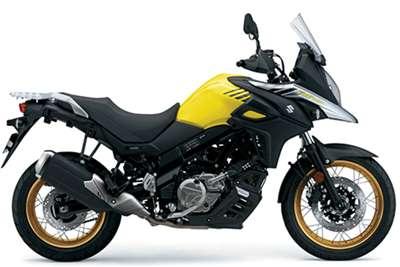 Used 2021 Suzuki DL650