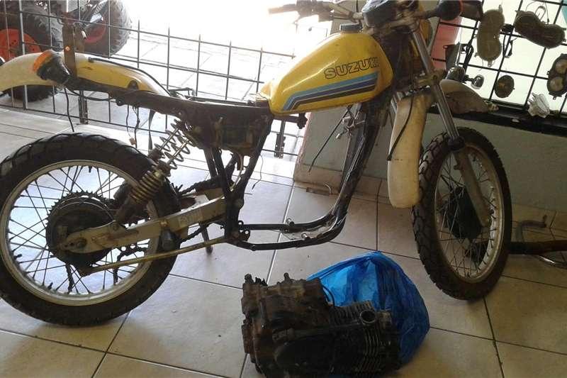 Used 1980 Suzuki DR