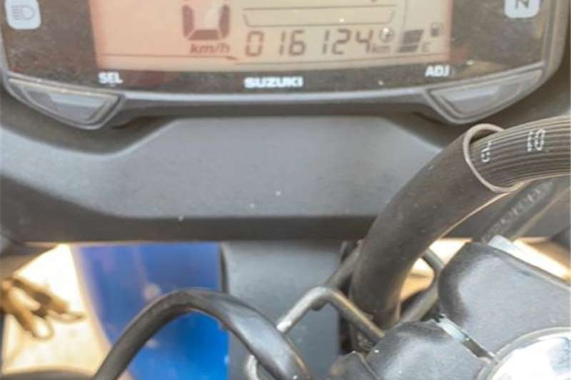 Suzuki DR 2016