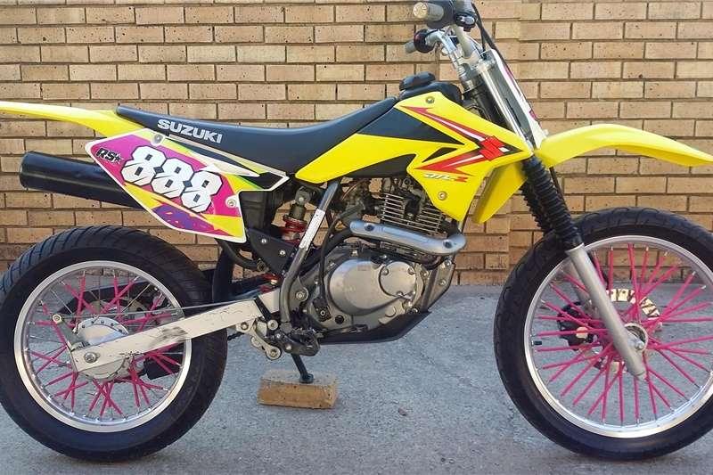 Used 0 Suzuki DR-Z125L