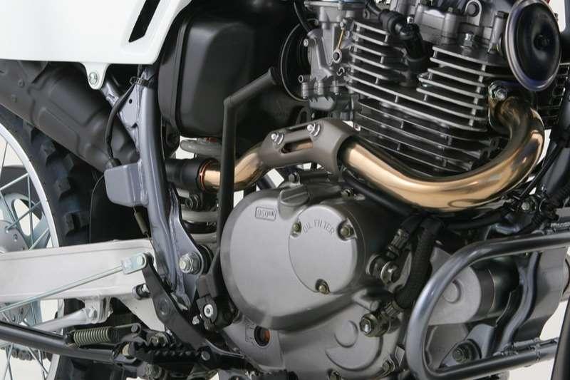2020 Suzuki DR200SE