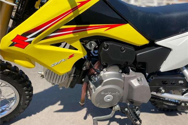 Used 2015 Suzuki DRZ