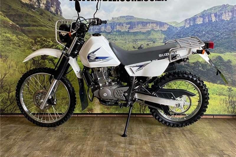 Suzuki DRZ 2019