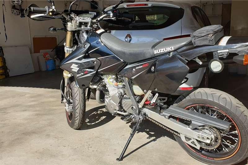 Suzuki DRZ400SM 2008