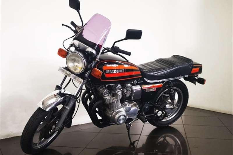 Used 1982 Suzuki GS