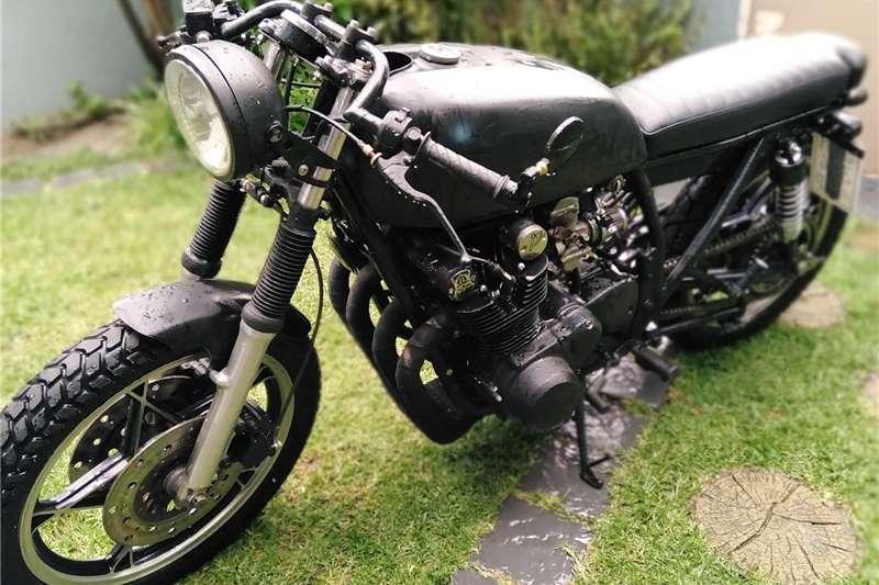 Suzuki GS 1978