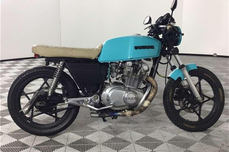 1980 Suzuki GS