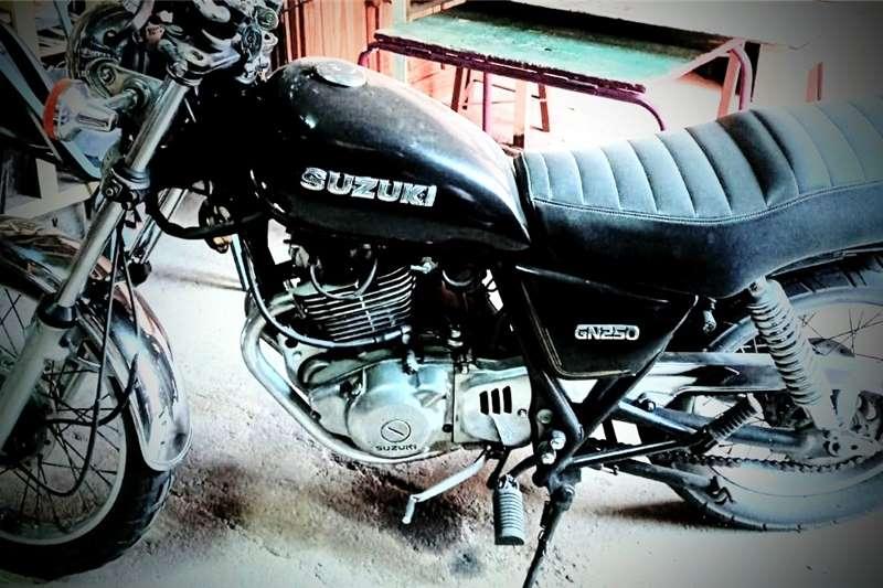 Used 1980 Suzuki GS