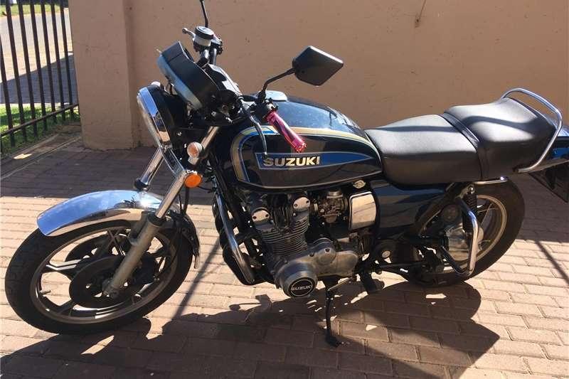 Suzuki GS 1981