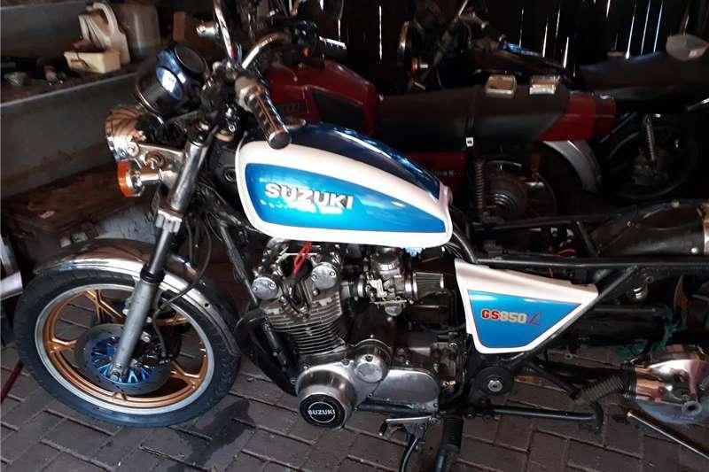 Suzuki GS 1982