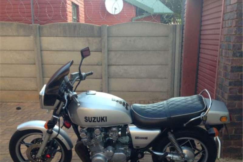 Suzuki GS 1984