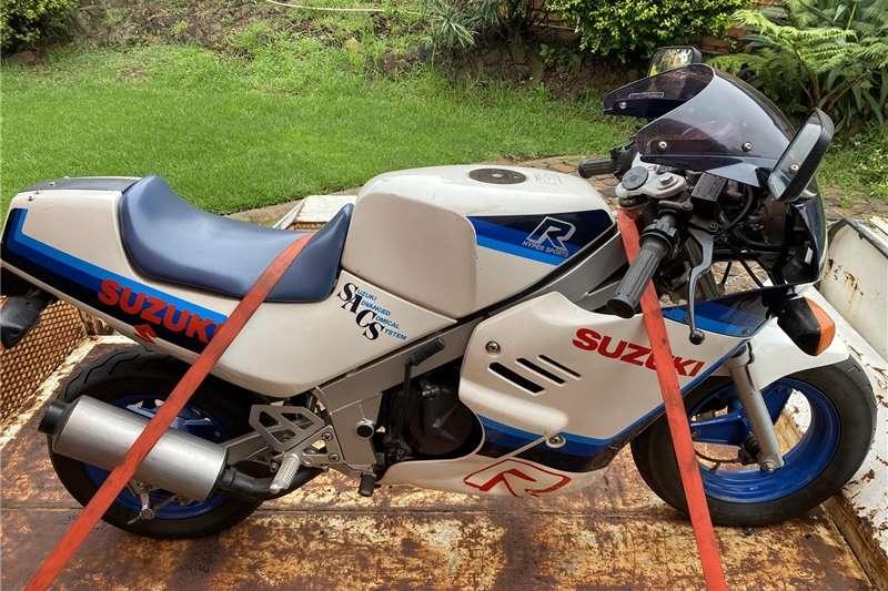 Suzuki GS 1986