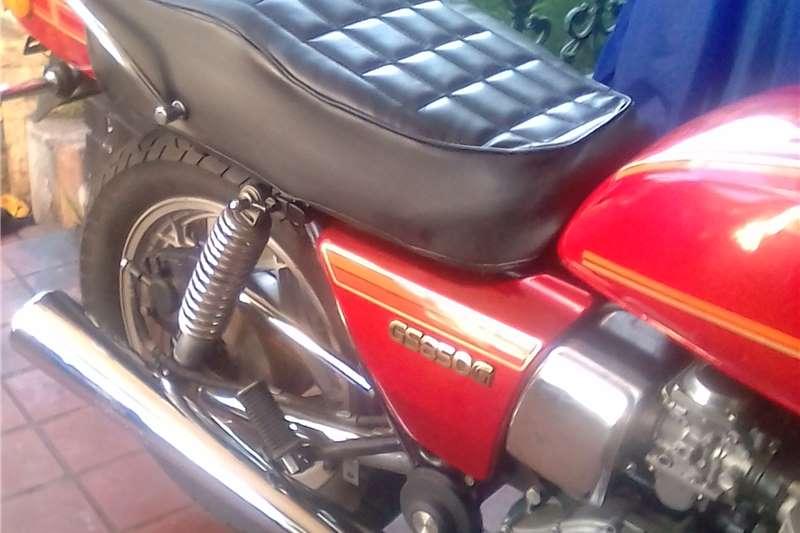 Suzuki GS 850 1980