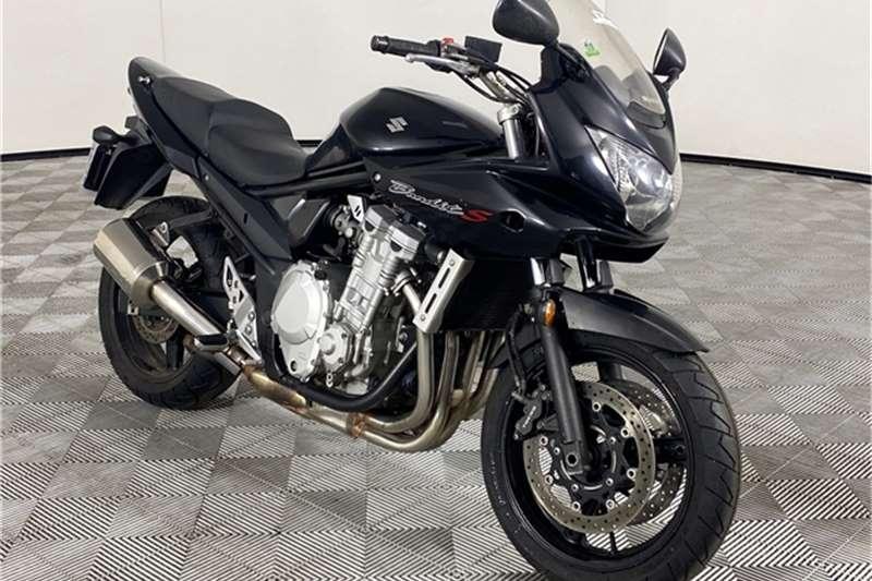 2007 Suzuki GSF