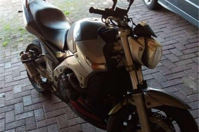 2006 Suzuki GSR600