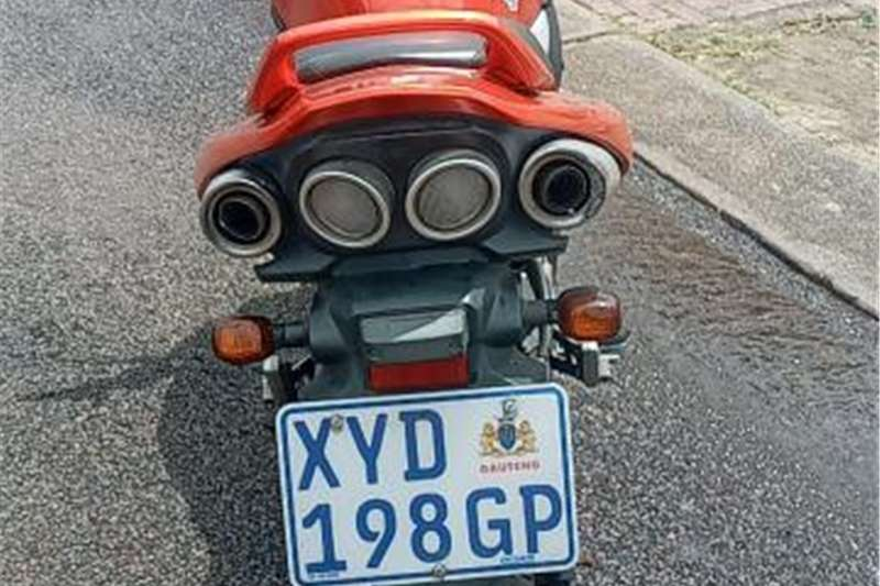 Used 0 Suzuki GSR600