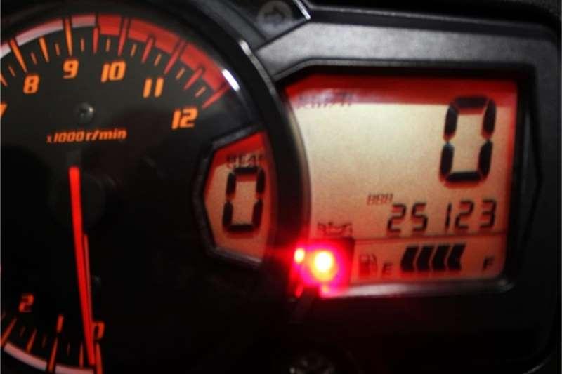 Suzuki GSX 1250FA 2012