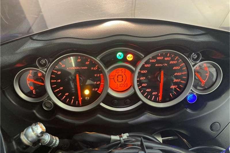 Suzuki GSX 1300RA HAYABUSA 2014