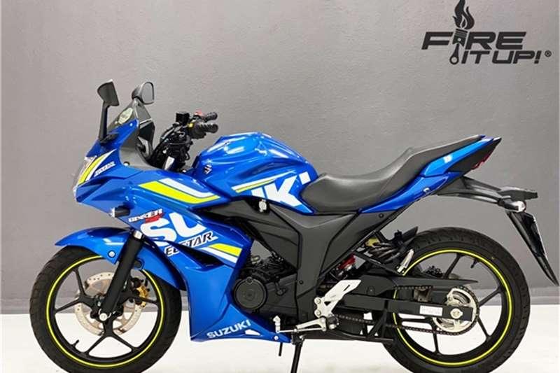 Suzuki GSX 150f 2020