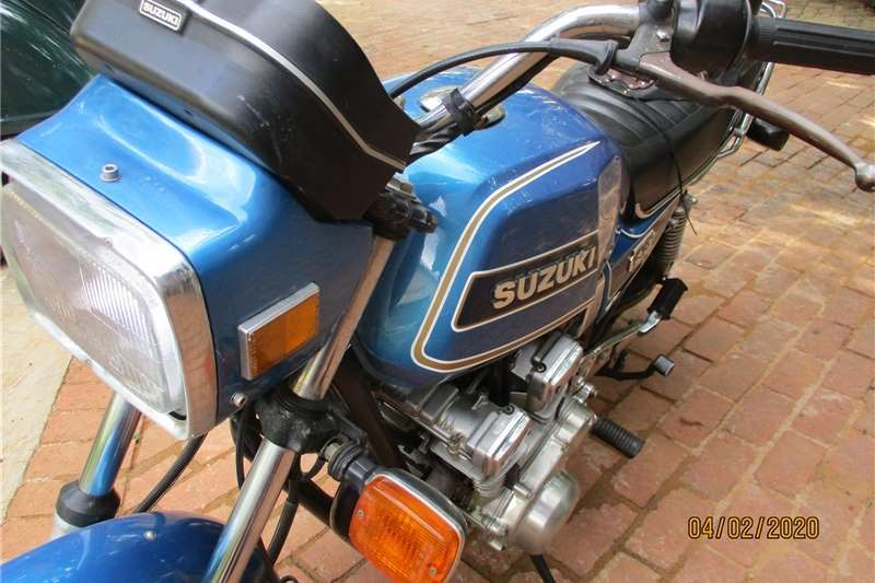 Suzuki GSX 1982
