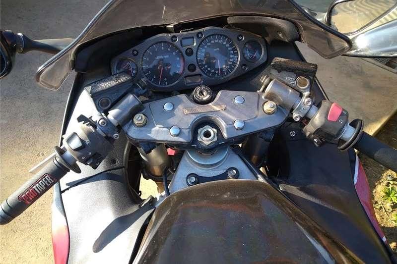Suzuki GSX 1999