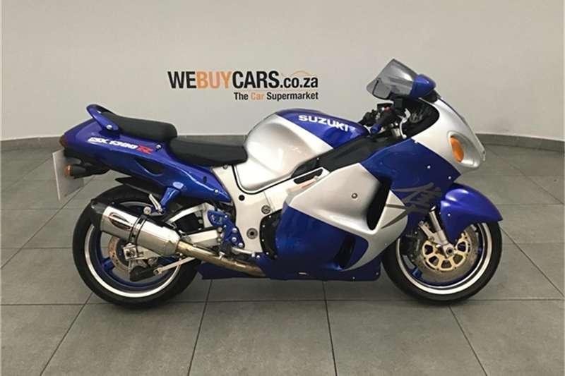 Suzuki GSX 2002